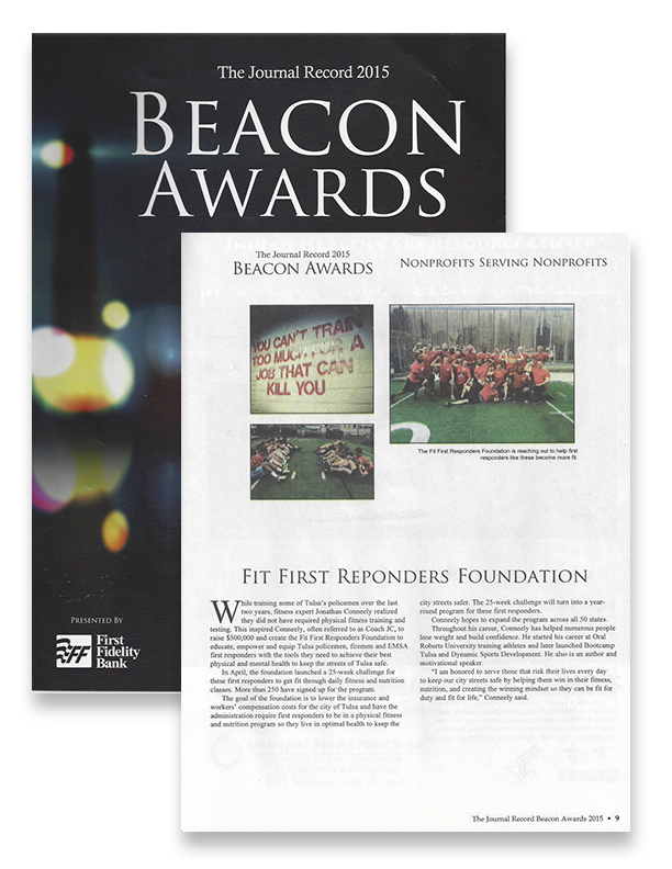 Beacon Awards - FFR