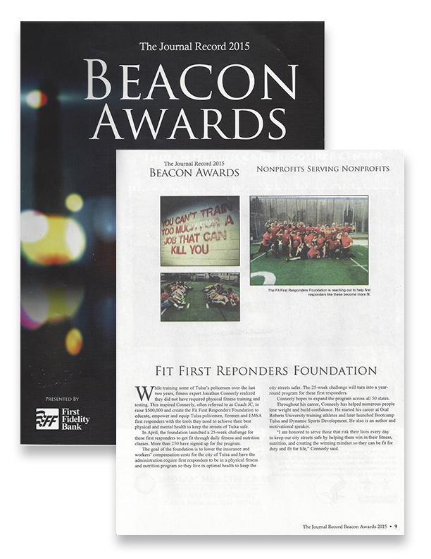 Beacon Awards - FFR