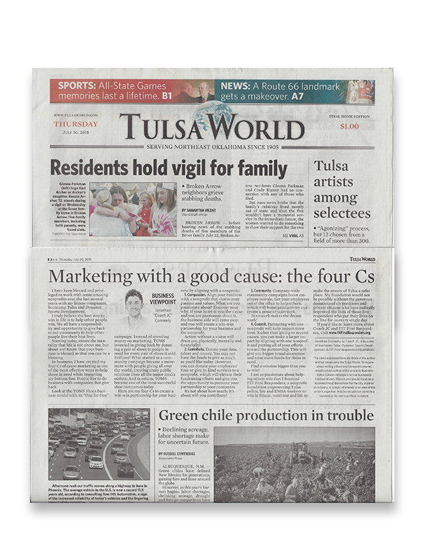 Tulsa World - FFR
