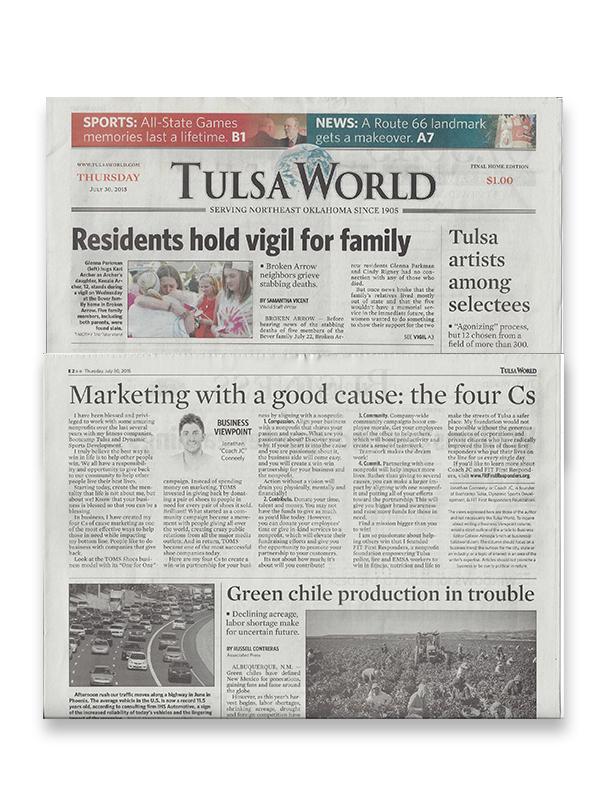 Tulsa World - FFR